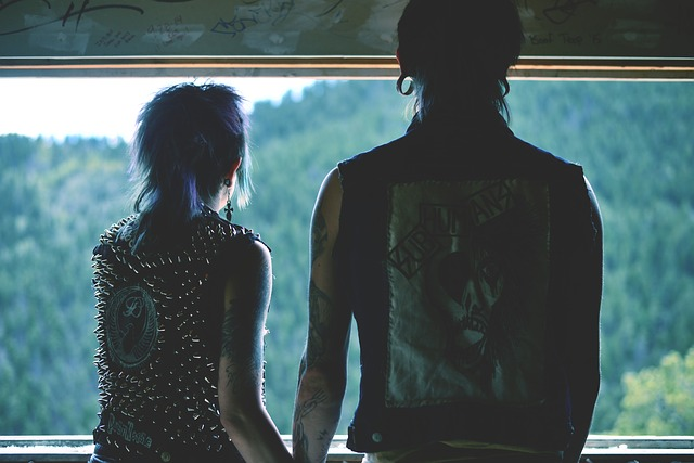 rockerský pár