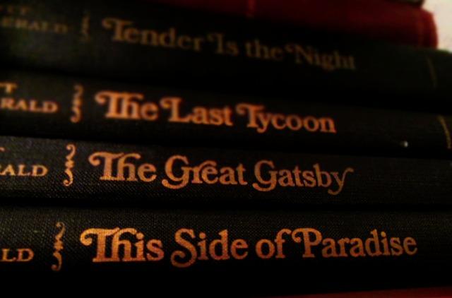 literatura Velký Gatsby