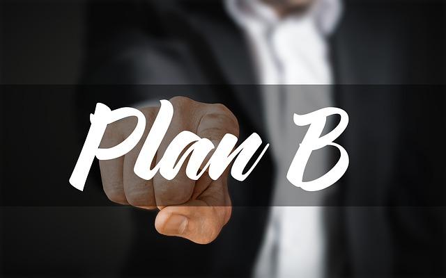 plán B podnikatele