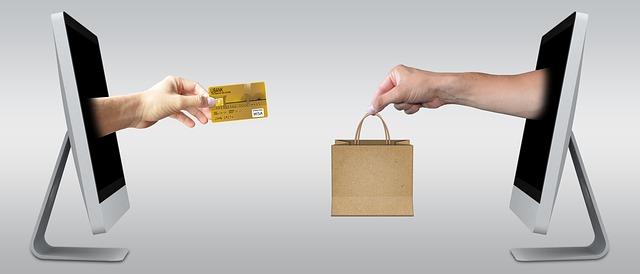 předání nákupu